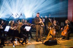 Liutauras Janusaitis ir VDU kamerinis orkestras